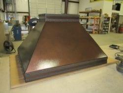 custom ventilation hood