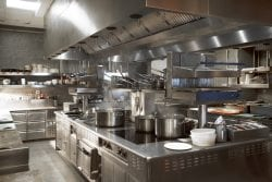 Commercial Kitchen Metal Fabricator