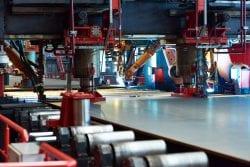 complex metal fabricator